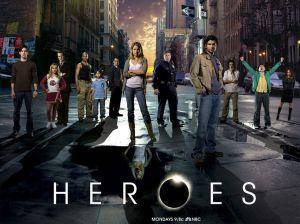 Héroes, super-héroes y yo
