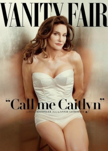 Caitlyn Jenner en la portada de Vanity Fair