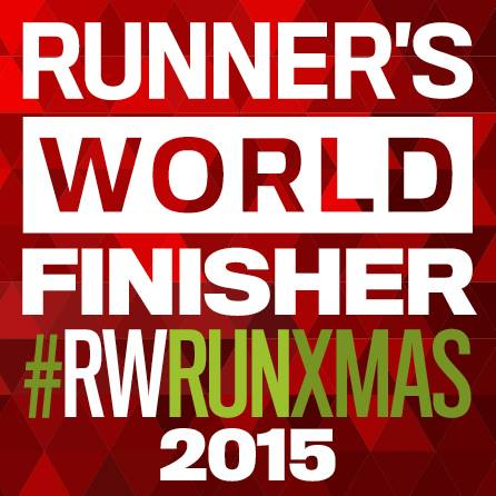 finisher runxmas