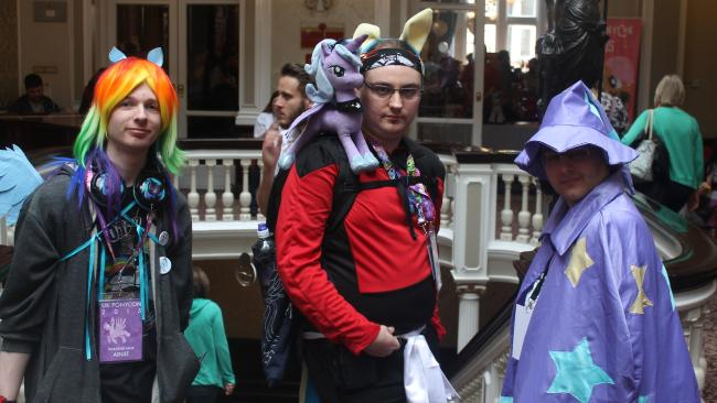 The Brony Fandom Has An Image Problem Geek Reply